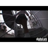 階段パンチラ映像part7 2分