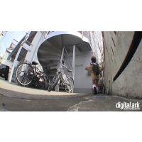 階段パンチラ映像part91 1分