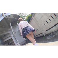 階段パンチラ映像part96 4分