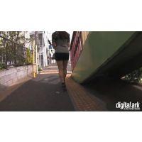 階段パンチラ映像part70 1分