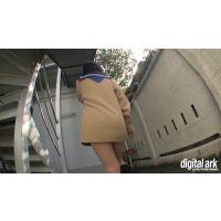 階段パンチラ映像part92 4分