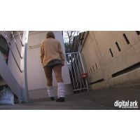 階段パンチラ映像part54 3分