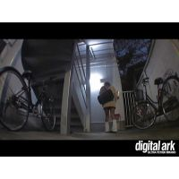 階段パンチラ映像part4 1分