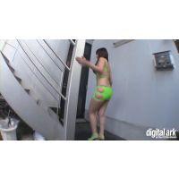 階段パンチラ映像part74 2分