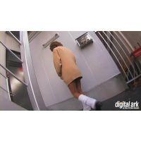 階段パンチラ映像part88 3分