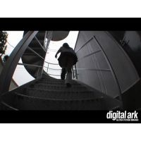 階段パンチラ映像part15 1分