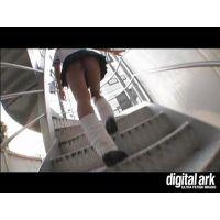 階段パンチラ映像part9 1分