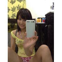 Skypeで騙した☆C2「さな」自撮り写メ送れと命令したら乳首に絆創膏のエロ写メだった!!