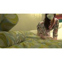 【おっぱいチラ】まゆ19歳【乳首も★】浴衣の襟は乱れまくり( ゚Д゚)フフフ