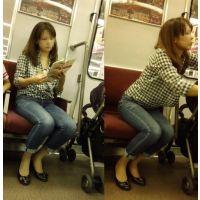 電車内の美人妻�★Love Ass vol.4★