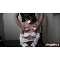 【オッパイ揉んじゃいました!】---日本×イタリアのハーフ美女---【制服】