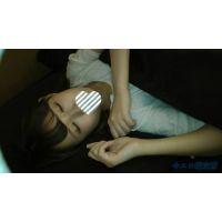 【個人撮影】じっくり休んでる女の子にこっそりいたずら---新歓で会った高田馬場の大学の新一年生