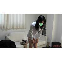 着替え隠撮 声優のタマゴ【極秘】別アングル 制服〜スク水