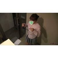 着替え隠撮 むっちりボディの学生 【マル秘】別アングルセット