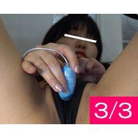 【3/3】[ローター躍動] エロコスでオナニー!?@団体ヌード撮影会!