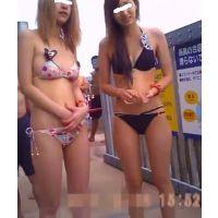 J●プールで水着を観察☆vol3