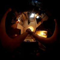 【こんな動画見たことない】360度カメラで見上げるパンチラ@素人オリジナル個人撮影会