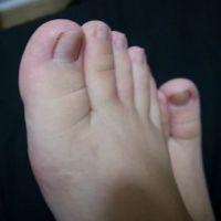 【女神の自撮りカメラde投稿動画】 普通の主婦 『脚/足の裏フェチ映像』