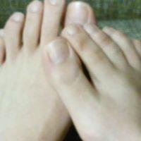 【自撮りカメラde投稿動画】お姉さまの脚/足の裏観賞