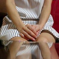 【脚/足フェチ】スカートの限界領域(一眼レフカメラの動画機能)
