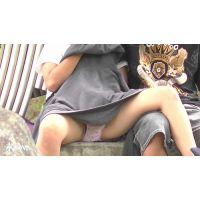 フルHD 若さ爆発、白昼公園でまさかの手マン4(隣に座って手マン編)