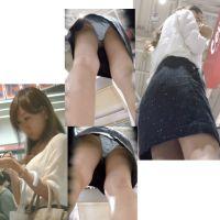 【ネズミEYE 8】グイッとくるケツマソコ 美人OLのサテンP