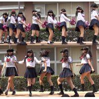 【制服JK】文化祭ダンス1・2・3 セット