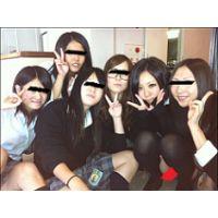 【制服・私服JK】エロプリ・写メ_パンチラ1.2.3set
