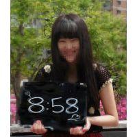 【美人時計】 美人時計の撮影+アンケート調査  対面パンチラ Vol.2