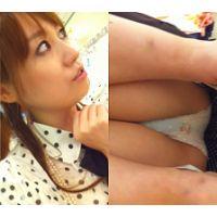 【フルHD高画質!】 美人ショップ店員さんの食い込みしゃがみパンチラ Vol.12 【特別価格】