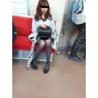 電車内対面 Ver.2 動画あり