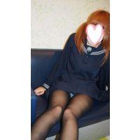 ♡極上美脚のお姉さん♡(黒タイツ)2
