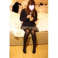 18歳・激カワ・ロリ・制服・黒タイツ写真集ニコ3