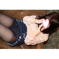 超美少女♥処女♥制服黒タイツ・パンチラ♥学生/川栄9(黒+肌色ストッキング)