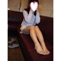 現役18歳アイドル超スレンダー美脚☆りい5(肌色パンスト)