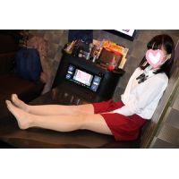 美脚タレント!A○B研究生系♡初々しい18歳制服や私服で(肌色ストッキング)5