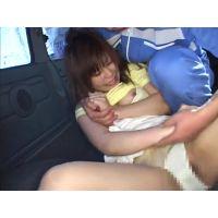 強制レイプマニア!車内でレイプされる爆乳若妻