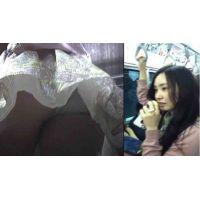 【パンチラ盗撮】 東京発 ひらひらスカートのお姉さん。♥。・゚♡゚・。♥。・゚♡