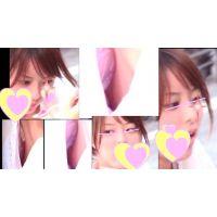【セット販売】極上にかわいい女子大生とお姉さん胸チラ!