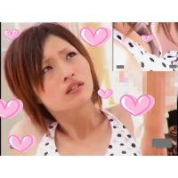 【セット販売・盗撮】胸チラだらけ!!かわいい乳首頂きます!