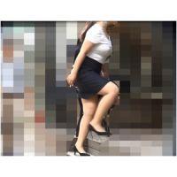 【フルHD動画345】着衣巨乳揺れPart154