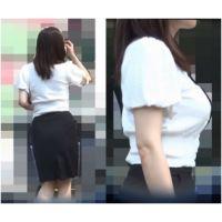 【フルHD動画338】着衣巨乳揺れPart147