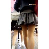 スカートひらりひるがえし^^