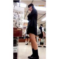 ☆☆☆激カワミニスカ後ろから丸見え女良!!!☆☆☆