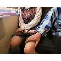 続)痴漢OFF会inリアル電車内!では実際の手&指のタッチや動き方を教授