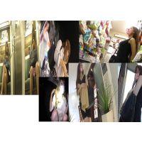 【セット販売5本】ポロリ・パンチラ(S級美人.1〜3)・ギャルの5本セット!!お買得^^