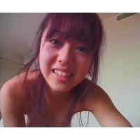 芸能学校レッスン生だったアイドル志望の女の子。デビュー諦めて個撮
