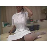 ガチ素人ナース巨乳デカパイ看護婦デリヘル秘密のアルバイト騙し撮り
