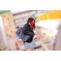 【配信限定】今ドキ美乳のツルツルおマセさん 〜制服インタビュー・目隠しイカせ編〜