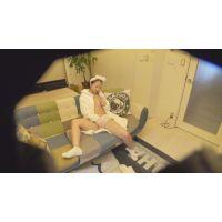 ☆すっぴん娘☆激カワなのに裸を見られたくて応募〜密室3P&隠し撮りオナニー編〜
